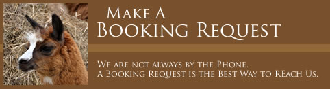 Booking Request